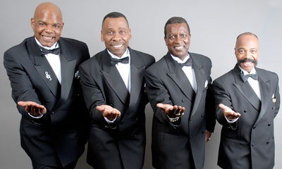 The Drifters Matinee