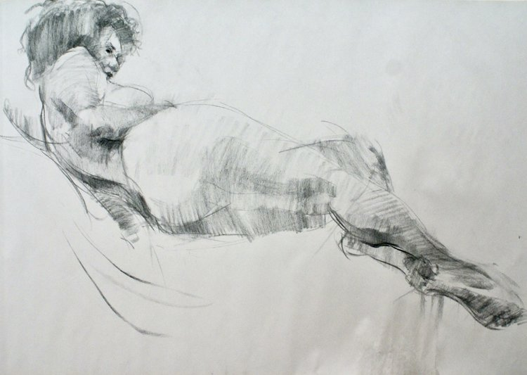 ClearWater Artist Studio: Live Figure Drawing