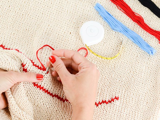 Beginner Hand Embroidery