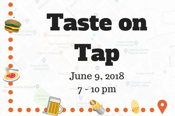 Art on Tap: Taste on Tap