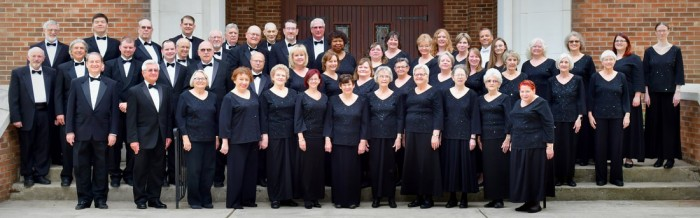 Piedmont Choral Society Annual Free Spring Concerts