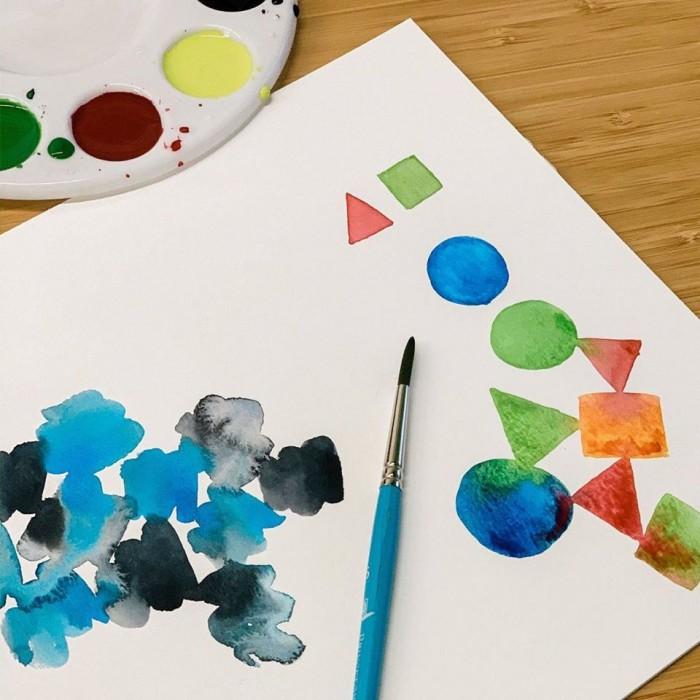 Online Event: Basic Watercolor Techniques