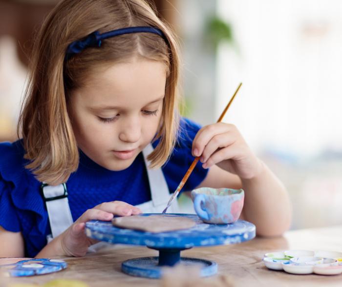 Art Studio Kannapolis: Kids Workshop