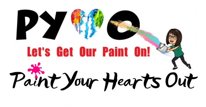 Paint Your Hearts Out: Paint Your Own Pottery Day