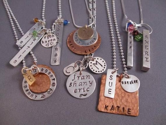 Jewelry Stamping Workshop