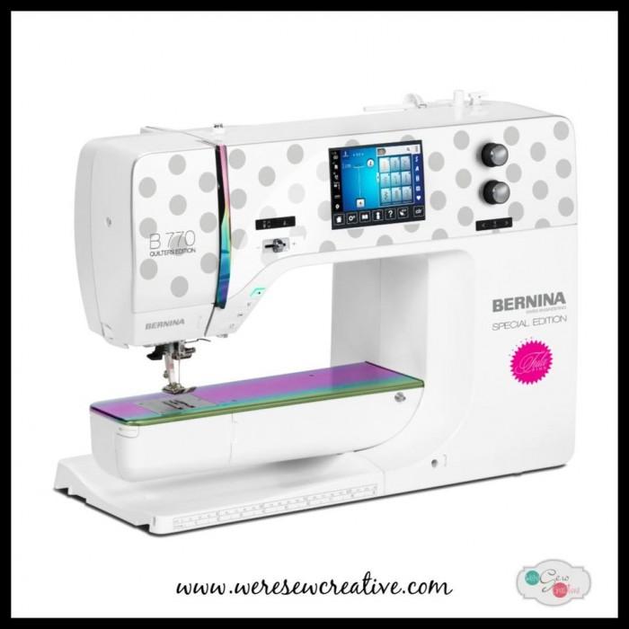 We're Sew Creative: Bernina Guide Class 1