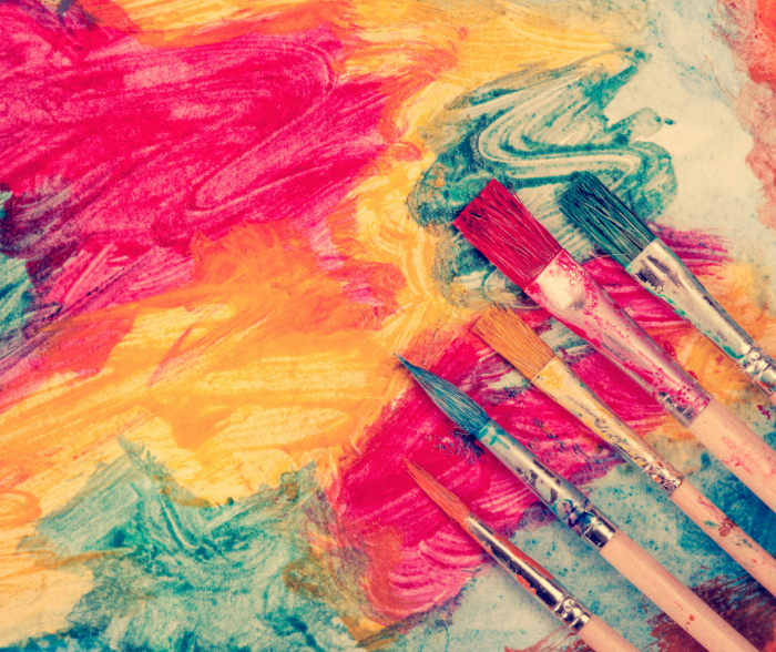 Paint Your Hearts Out: Kids Day