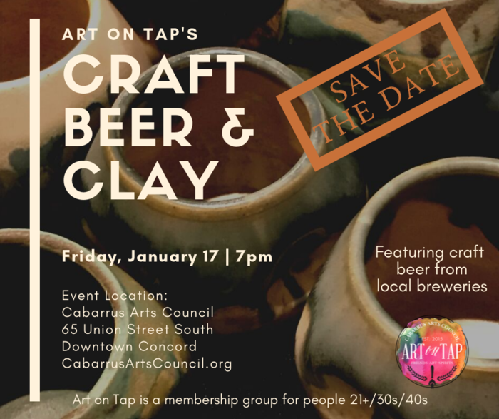 Craft Beer and Clay 2019