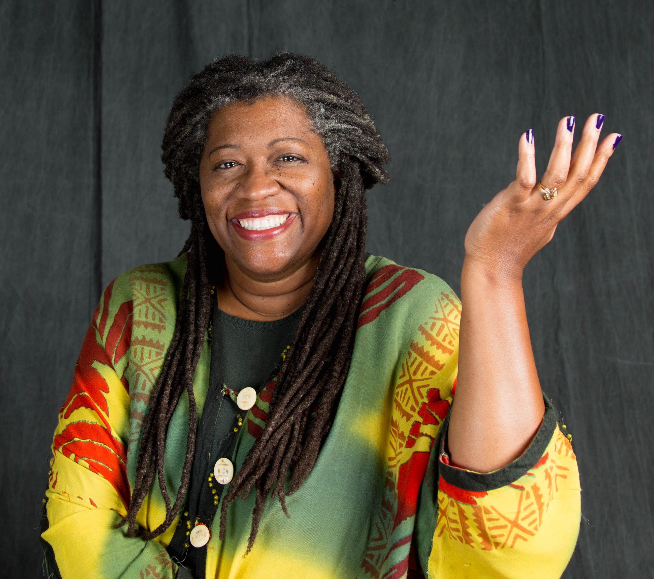 Donna Washington: Storyteller