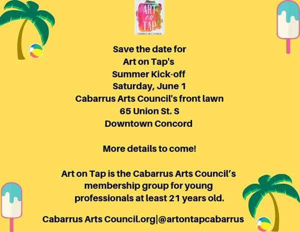 art on tap summer