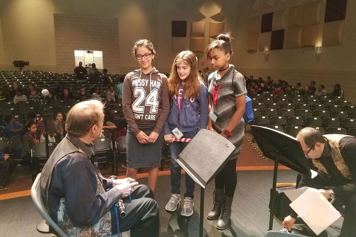 Students Learn About the Holocaust Through Arts Program