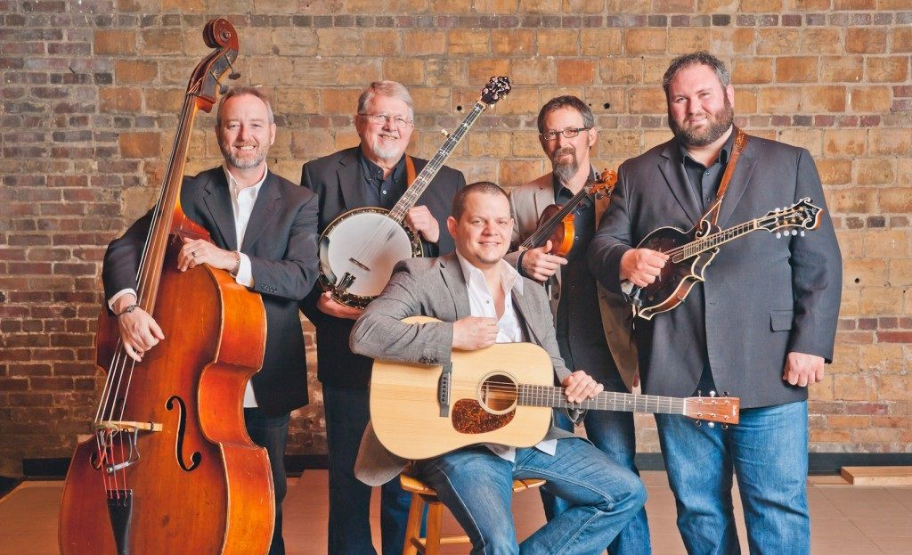 Bluegrass band finds you can go back home
