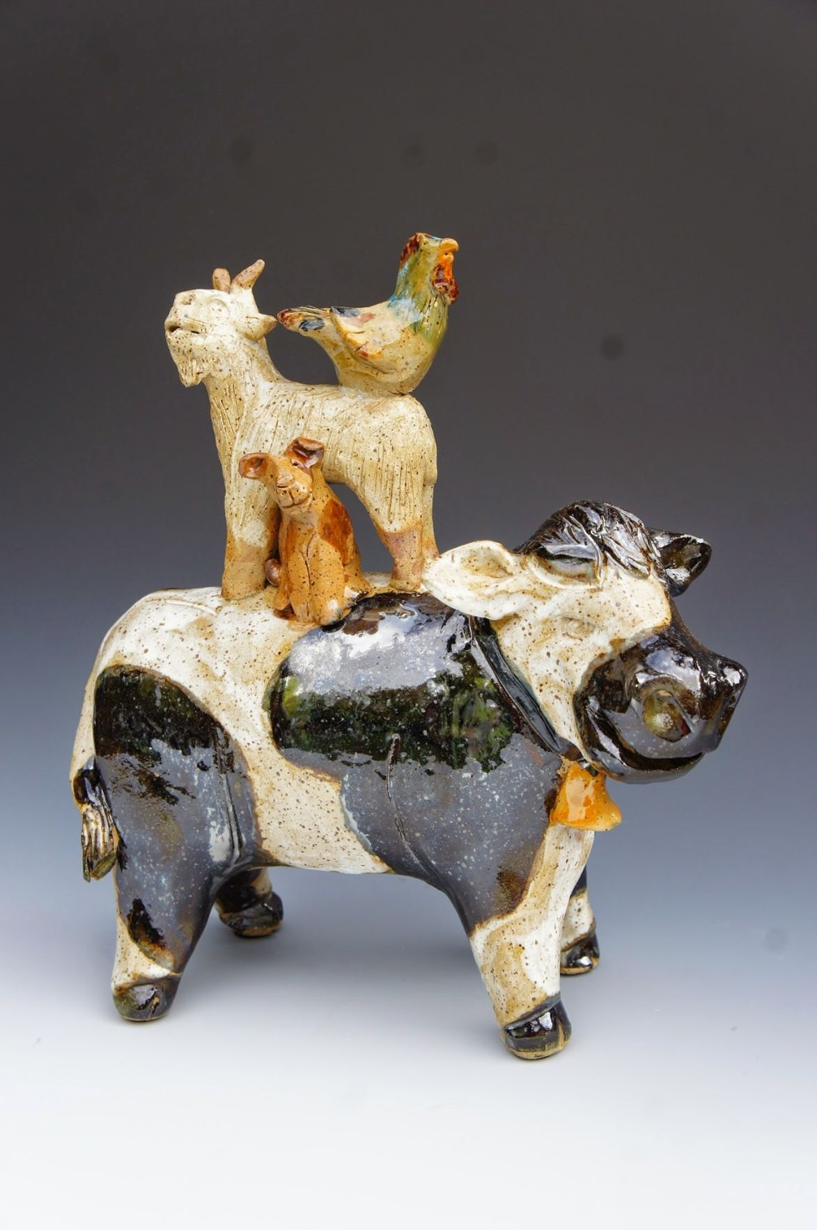 Clay comes to The Galleries of the Cabarrus Arts Council