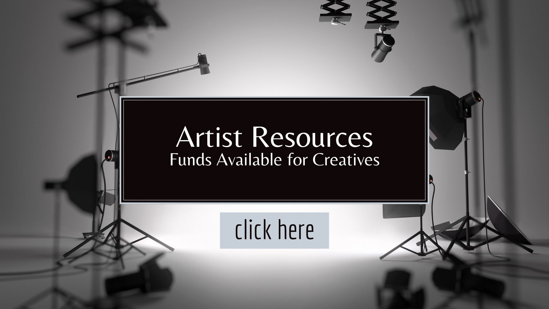 Artist Resources Graphic Website