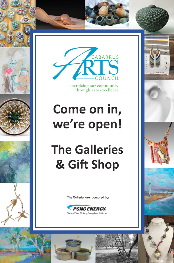 Visual Arts - Cabarrus Arts Council